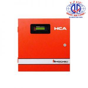 Trung tâm báo cháy 2, 4, 8 zone HCA-2, HCA-4, HCA-8