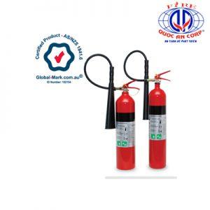 Bình chữa cháy CO2 Naffco 2NAC-AS