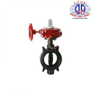 DW1C Ductile Wafer Butterfly Valve