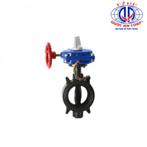 Ductile Wafer 300 PSI Butterfly Valve
