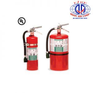 Bình chữa cháy chứa chất lỏng