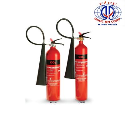 Bình chữa cháy loại CO2 EN3