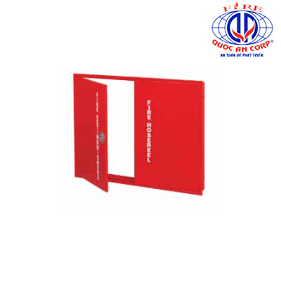 Model G: Hose Reel & Fire Extinguisher Cabinet Architrave