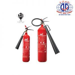 Bình bột chữa cháy FEX132