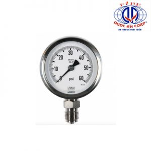 Đồng hồ áp xuất FM-200 SRI
