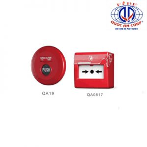 Nút nhấn khẩn địa chỉ Horing QA19 - QA0817