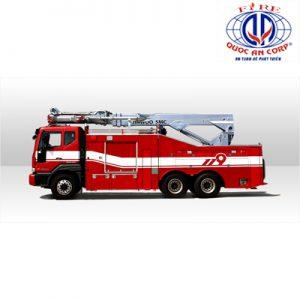 Xe cứu hỏa JINWOO 210