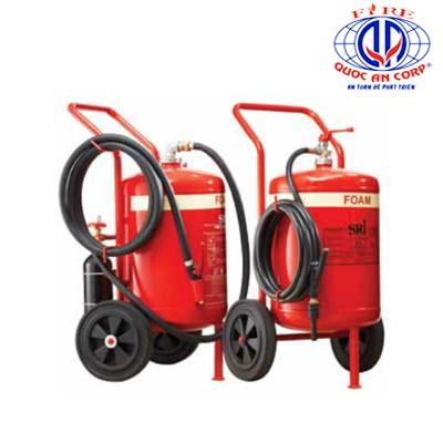 Xe chữa cháy các loại foam (SRI)