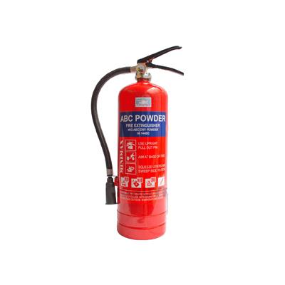 Bình chữa cháy được sử dụng trên ô tô