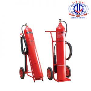 Bình chữa cháy đẩy CO2 SRI