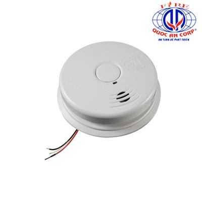 Đầu báo khói pin kết nối phần cứng I12010S