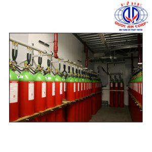 Kidde Fire Protection Inert Gas System