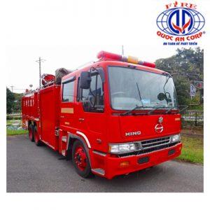 Xe chữa cháy Hino FC9JESA