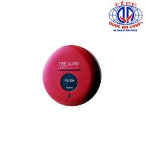 Nút nhấn khẩn chìm địa chỉ Horing QA-19