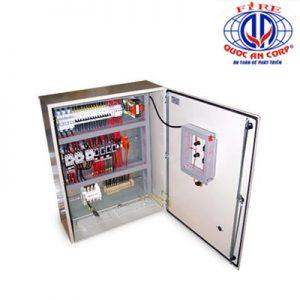 Tủ điều khiển 1 bơm điện 15 HP