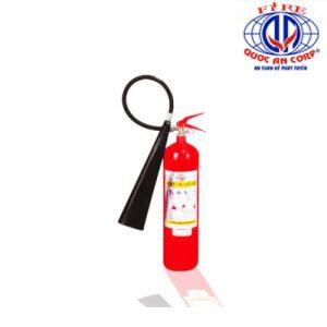 Bình bột chữa cháy BC-Pingan 4KG