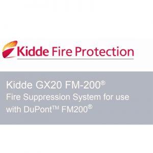 FM200 – GX20 Kidde/UK